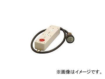 明工社/MEIKO 3コ口タップ接地3Pコード1m MR2938(3816991) JAN:4990848293800
