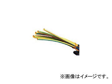 パンドウイットコーポレーション/PANDUIT 熱収縮チューブ 標準タイプ イエローグリーン HSTT1248Q45(3614271) JAN:74983520596