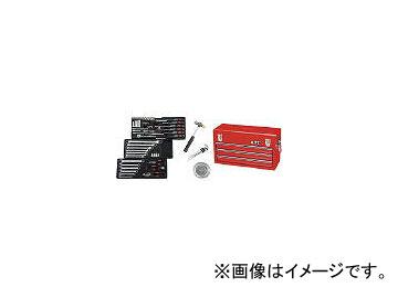 京都機械工具/KTC 9.5sq.工具セット(チェストケース) SK3650X(3880061) JAN:4989433947242