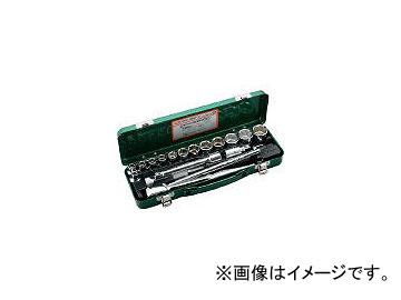 前田金属工業/TONE ソケットレンチセット 750MS(1165798) JAN:4953488000238