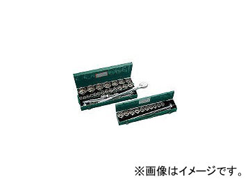 前田金属工業/TONE ソケットレンチセット 230M(1162373) JAN:4953488000467