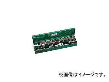 前田金属工業/TONE ソケットレンチセット ISO 250MISO(1162489) JAN:4953488000504
