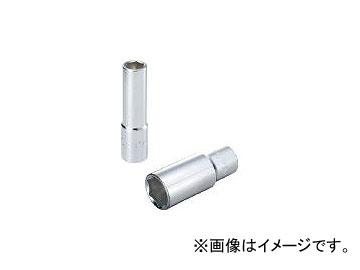 前田金属工業/TONE ディープソケットセット(6角・ホルダー付) 12pcs HSL312(3698505) JAN:4953488193459