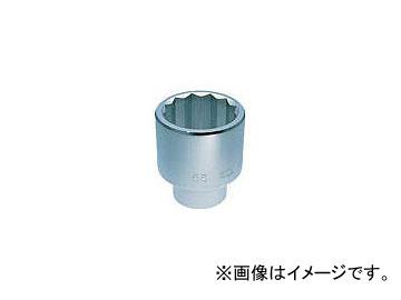 京都機械工具/KTC 25.4sq.ソケット(十二角) 90mm B5090(3834981) JAN:4989433165998