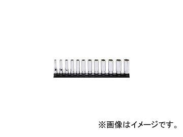 山下工業研究所/Koken Z-EAL6角ディープソケットレールセット 12ヶ組 RS3300MZ12(4076214) JAN:4991644219445