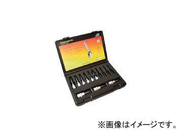 ボンダス・ジャパン/BONDHUS ソケット付ヘックスビットセット PHX9MS2C(4067151) JAN:37231302986