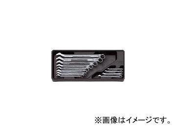 京都機械工具/KTC コンビネーションレンチセット[10本組] TMS210(3076652) JAN:4989433314129