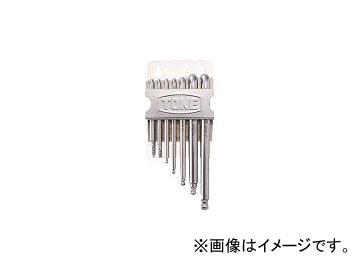 前田金属工業/TONE SUSロングボールポイントL形レンチセット 7本組 SBL700(3893821) JAN:4953488224238