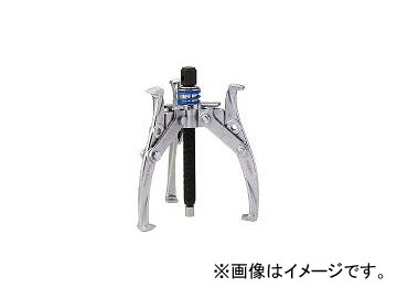 スーパーツール/SUPER TOOL ギヤープーラGT型(オートグリップ式)三本爪 GT150S(3819655) JAN:4967521316804