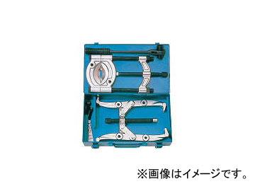 スーパーツール/SUPER TOOL ベアリング・グリッププーラーセット G1000(3683583) JAN:4967521011617