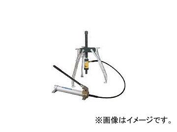スーパーツール/SUPER TOOL 3本爪油圧ギヤプーラセット GTP10(3954099) JAN:4967521013291