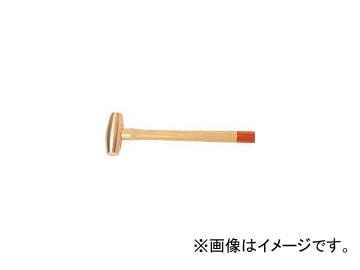 三和金属工業所 銅ハンマー#5 FH50(1236091) JAN:4560117670504