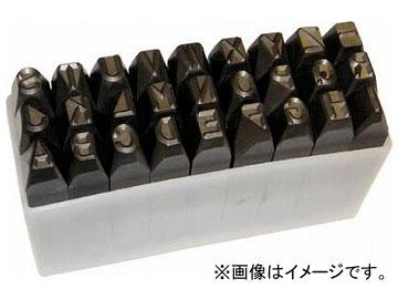 トラスコ中山/TRUSCO 英字刻印セット 10mm SKA100(2284901) JAN:4989999134001