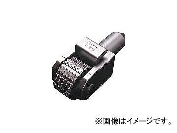 浦谷商事/URATANI 手動式ナンバリング刻印5.0mm 5桁 UC50NBK