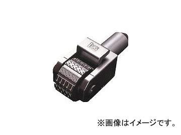 浦谷商事/URATANI 手動式ナンバリング刻印6.0mm 5桁 UC60NBK