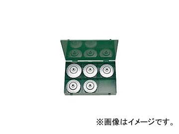 京都機械工具/KTC 大径用カップ型オイルフィルタレンチセット[5コ組] AVSA5(3730808) JAN:4989433205243