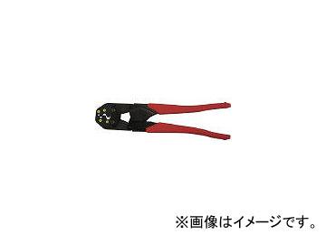 ロブテックス/LOBSTER 裸圧着端子用圧着工具 使用範囲 5.5・8・14・22 AK22A(4054431) JAN:4963202088138