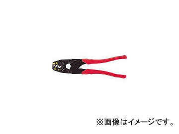 ロブテックス/LOBSTER 圧着工具 使用範囲14・22・38 AK38A(3426742) JAN:4963202077125