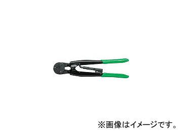 泉精器製作所/IZUMI 手式圧着工具 連鎖型圧着端子用 F200(1526928) JAN:4906274800406