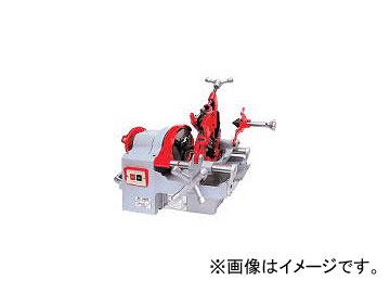 レッキス工業/REX 自動切上ダイヘッド付パイプマシン S40A3(ステンレス管仕様) S40A3SUS(3709400) JAN:4514706017058
