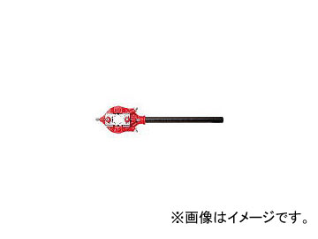 レッキス工業/REX ベビーリード型パイプねじ切器 2RC(1227602) JAN:4514706023165