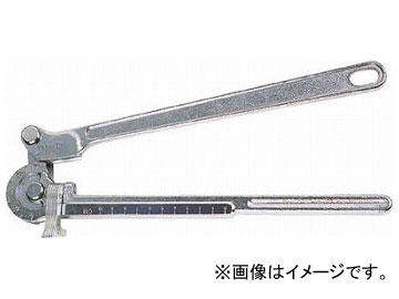 トラスコ中山/TRUSCO チューブベンダー 10mm ステンレス用 GFBS10M(1256360) JAN:4989999485295