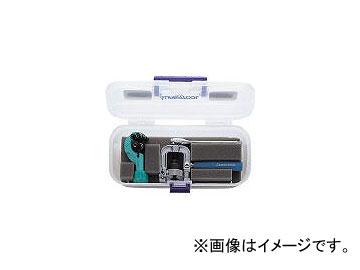 スーパーツール/SUPER TOOL フレキ管ツバ出し工具(ラチェットハンドル式)・カッターセット THS406R(1781235) JAN:4967521135092