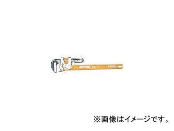 ヒット商事 ボーリング グラウンドパイプレンチ 450mm PWB450(2542544) JAN:4953830219066