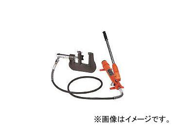 育良精機/IKURA パイプ圧着機 IS50AH(4042638) JAN:4992873050700