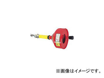 ヤスダトーラー 排水管掃除機CR型ハンディ CR89