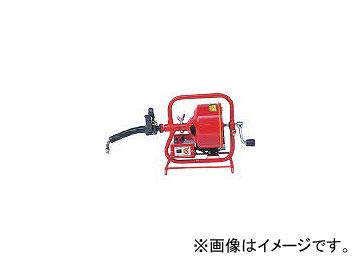 ヤスダトーラー 排水管掃除機FX3型電動 FX389