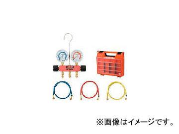 文化貿易工業/BBK R-410Aマニホールドキット チャージホース・ケースキット 410PMK(2882515) JAN:4560160093244