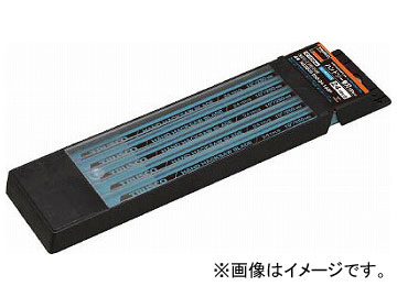 トラスコ中山/TRUSCO ハンドソー替刃ハイス 250mm×24山 100枚入 NS380525024100P(2320185) JAN:4989999554588
