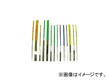 呉英製作所/GOEI ダイヤモンドヤスリ 14種類セット JM14SET(3315703) JAN:4957468003707