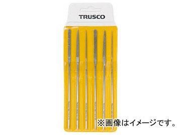 トラスコ中山/TRUSCO ダイヤモンドミニヤスリ 平・半丸・丸 6本組セット TMIS1(3289061) JAN:4989999293005