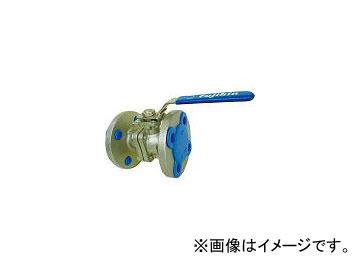フジキン/FUJIKIN ステンレス鋼製1MPaフランジ式2ピースボール弁15A(1/2) UBV21J10RDALX(3655482)