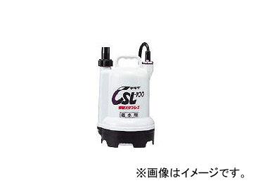 寺田ポンプ製作所/TERADAPUMP 要部ステンレス水中ポンプ 底水用 60Hz CSL100L(2273551) JAN:4975567186893