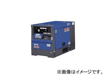 デンヨー/DENYO 防音型ディーゼルエンジン発電機 TLG6LSX