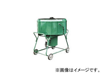 トンボ工業 大型モルタルミキサ 200L TMM6(4115937) JAN:4983042130866