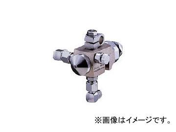 扶桑精機/FUSOSEIKI ルミナ自動スプレーガン φ3.0 広角丸吹き・高粘度液用 MS8A3.0(1175092) JAN:4560118310089