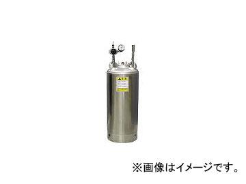 扶桑精機/FUSOSEIKI スプレー用品 ステンレス液用圧送タンクCT-N20型 20リットル CTN20