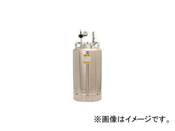 扶桑精機/FUSOSEIKI スプレー用品 ステンレス液用圧送タンクCT-N39型 39リットル CTN39