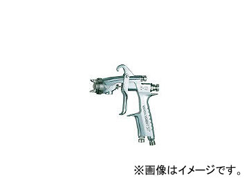 アネスト岩田/ANEST-IWATA 小形スプレーガン(重力式) ノズル口径 φ1.5 W101152G(2925974) JAN:4538995083402