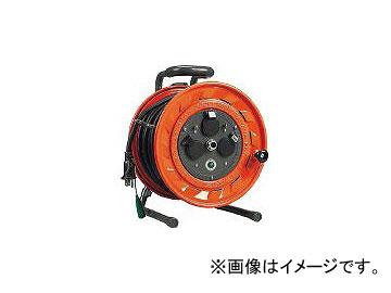 ハタヤリミテッド/HATAYA 単相100V型コードリール 3.5スケア電線 30m アース付 LP331K(1064355) JAN:4930510100197