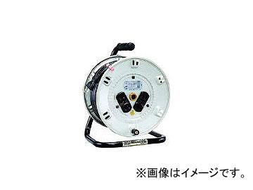 日動工業/NICHIDO 電工ドラム 標準型100Vドラム 2芯 30m NP304D(1255134) JAN:4937305010525