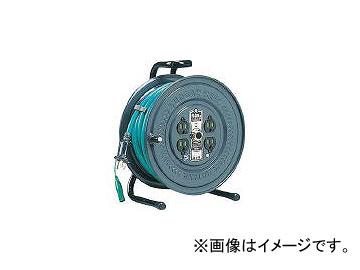 ハタヤリミテッド/HATAYA アッパーリール 単相100Vアース付 3.5sq 20m PS201K(3704025) JAN:4930510405285
