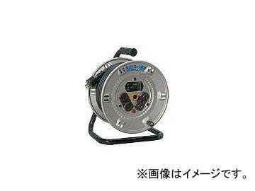 日動工業/NICHIDO 電工ドラム スタミナリール100V 2芯 20m NP204F(1255151) JAN:4937305010488