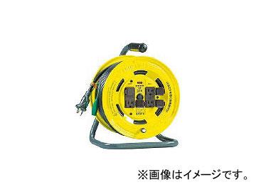 ハタヤリミテッド/HATAYA シンタイガーリール 単相100V型 30m ブレーカー付 BT30K(3702804) JAN:4930510204543
