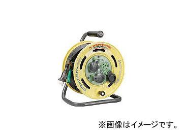 ハタヤリミテッド/HATAYA レインボーリールブレーカー付 30m アース付 BE30K(3608697) JAN:4930510127422