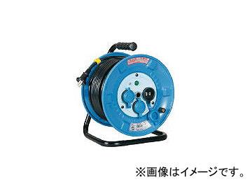 日動工業/NICHIDO 電工ドラム 防雨防塵型100Vドラム 2芯 30m NPW303(2902044) JAN:4937305035726